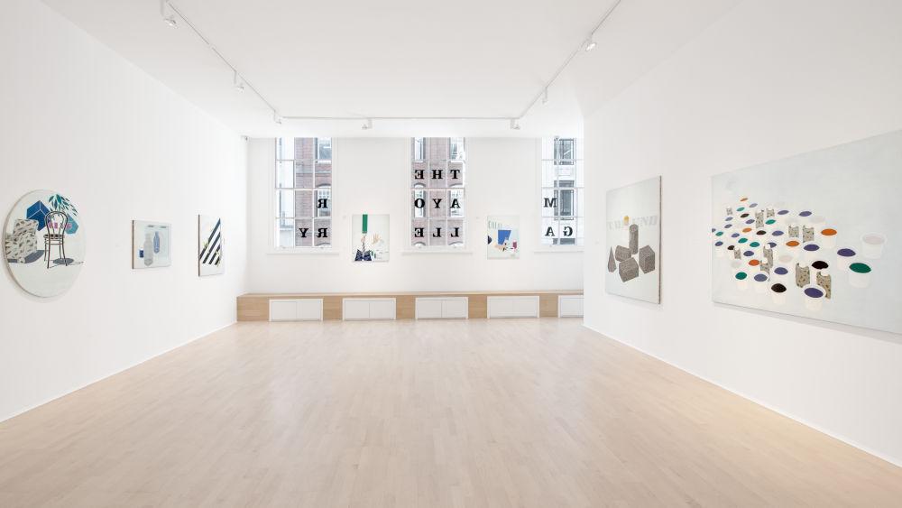 The Mayor Gallery Emilio Tadini 5