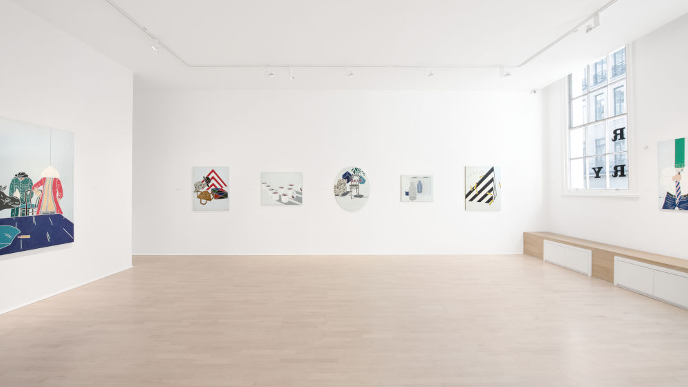 The Mayor Gallery Emilio Tadini 6