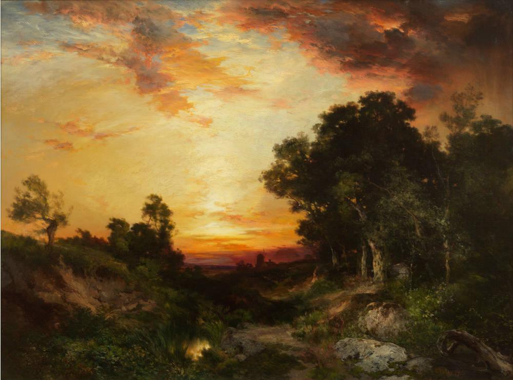 Sunset, Amagansett