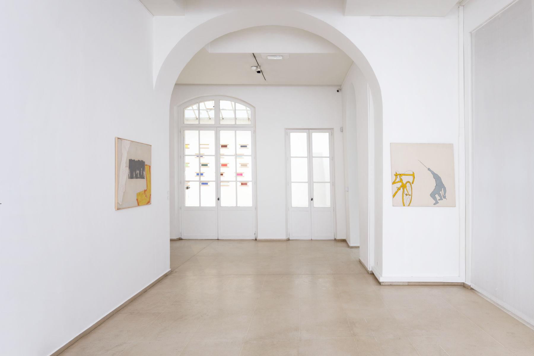 Tornabuoni Art Paris Renato Mambor 1