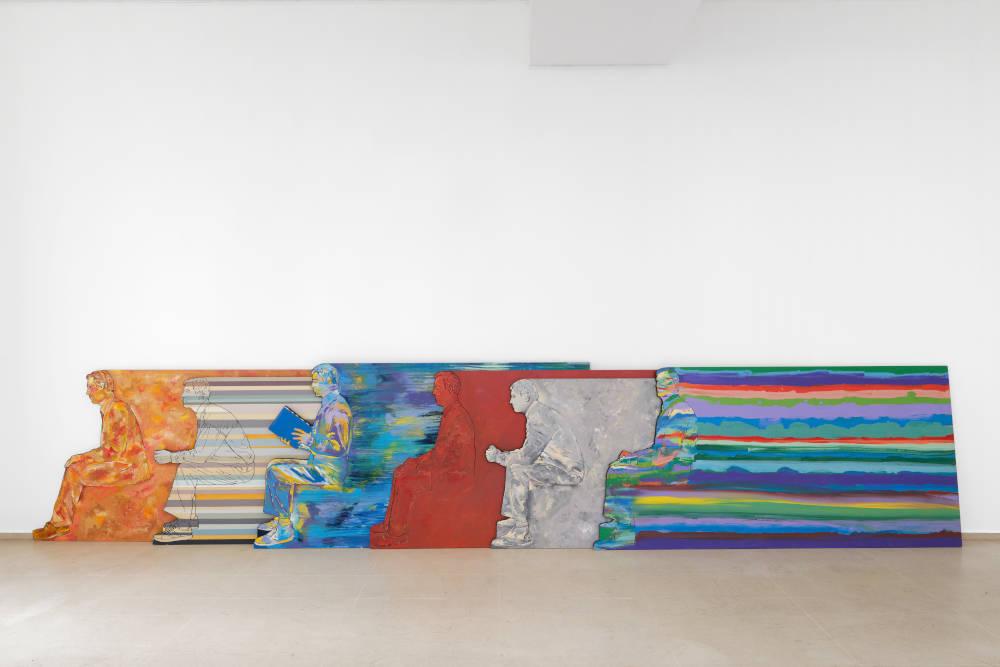 Tornabuoni Art Paris Renato Mambor 4