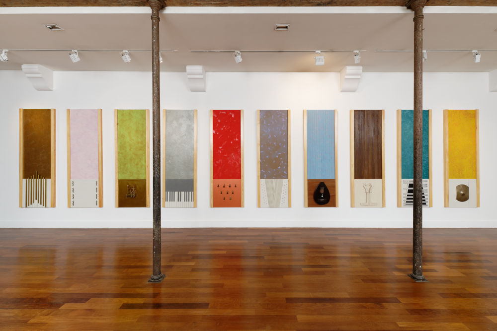 Tornabuoni Art Paris Renato Mambor 6