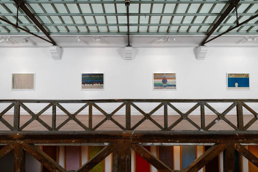 Tornabuoni Art Paris Renato Mambor 7