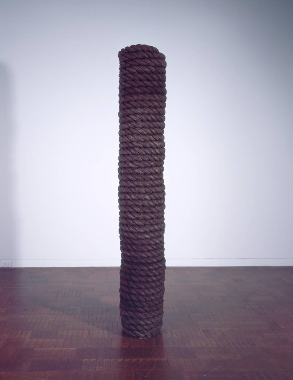 Dark Vertical Cylinder