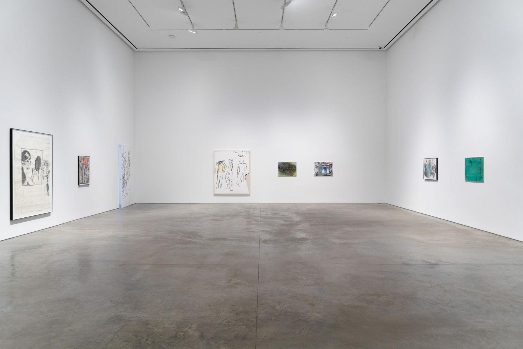 303 Gallery Nick Mauss 1