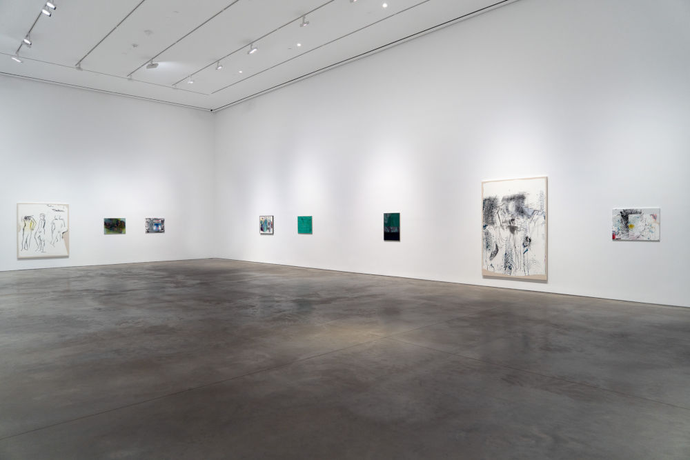 303 Gallery Nick Mauss 3