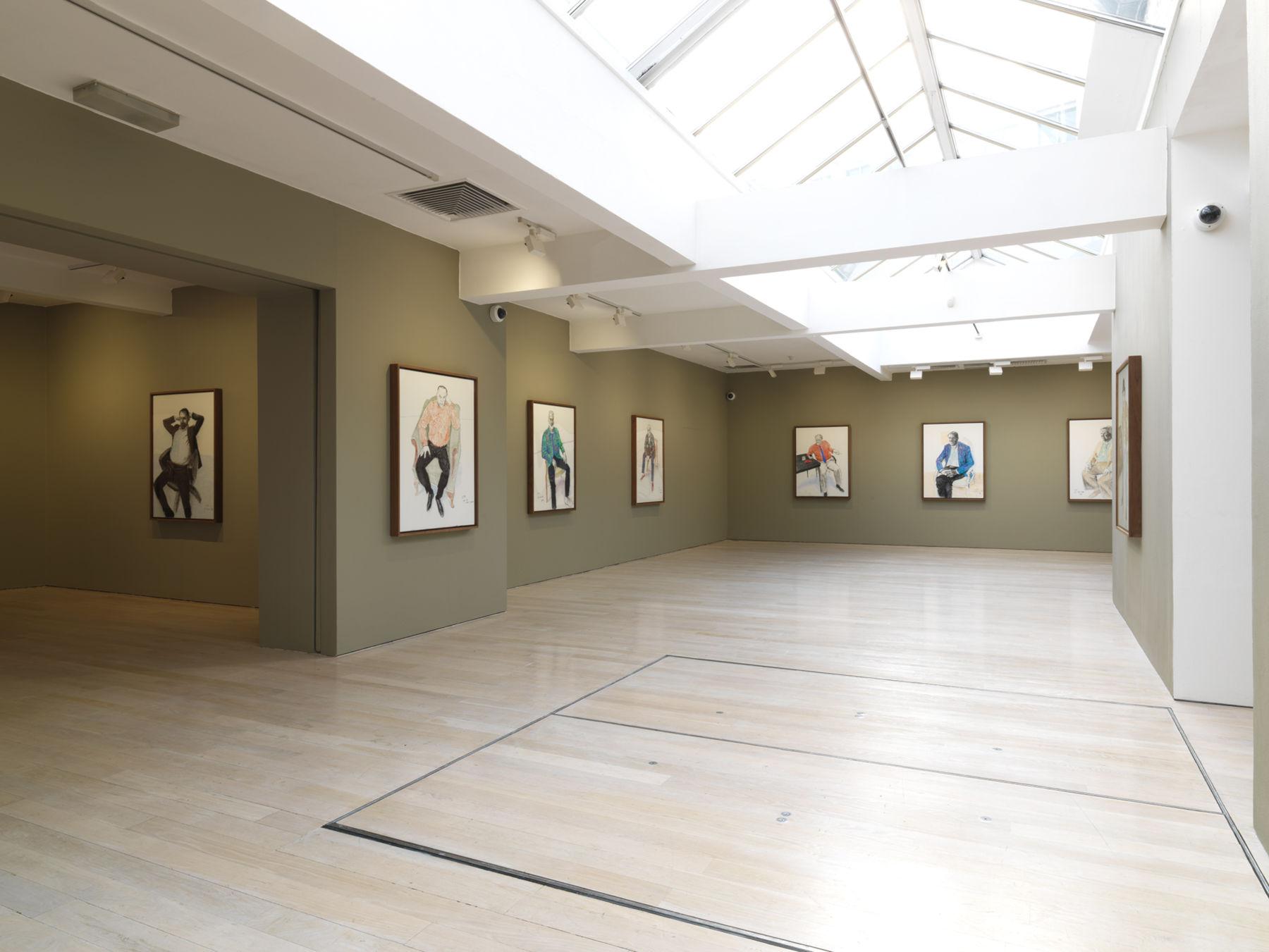 Annely Juda David Hockney 1