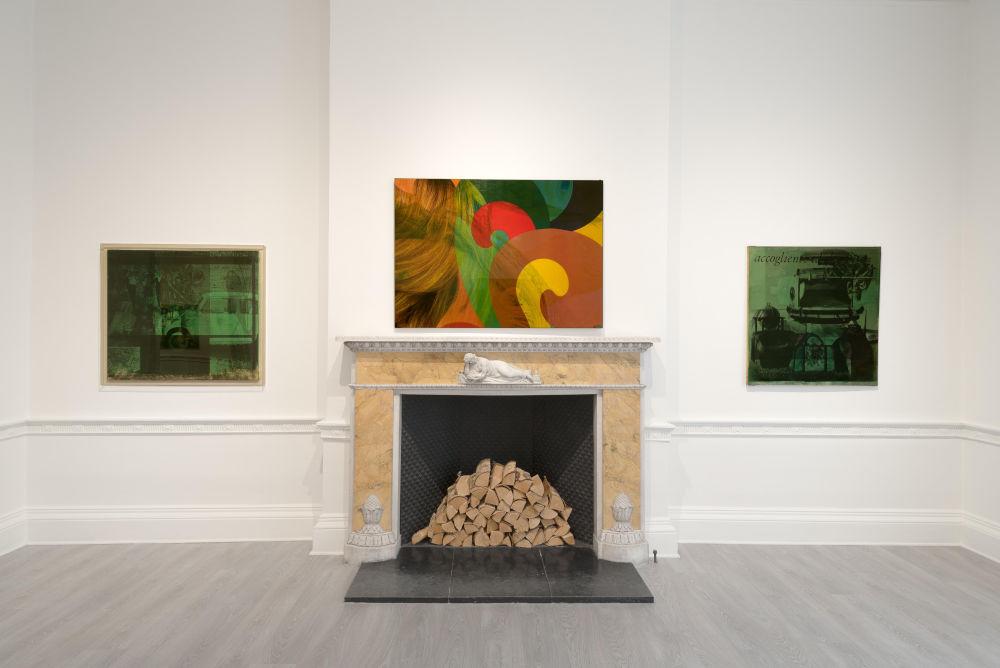 Cardi Gallery London Mimmo Rotella 11