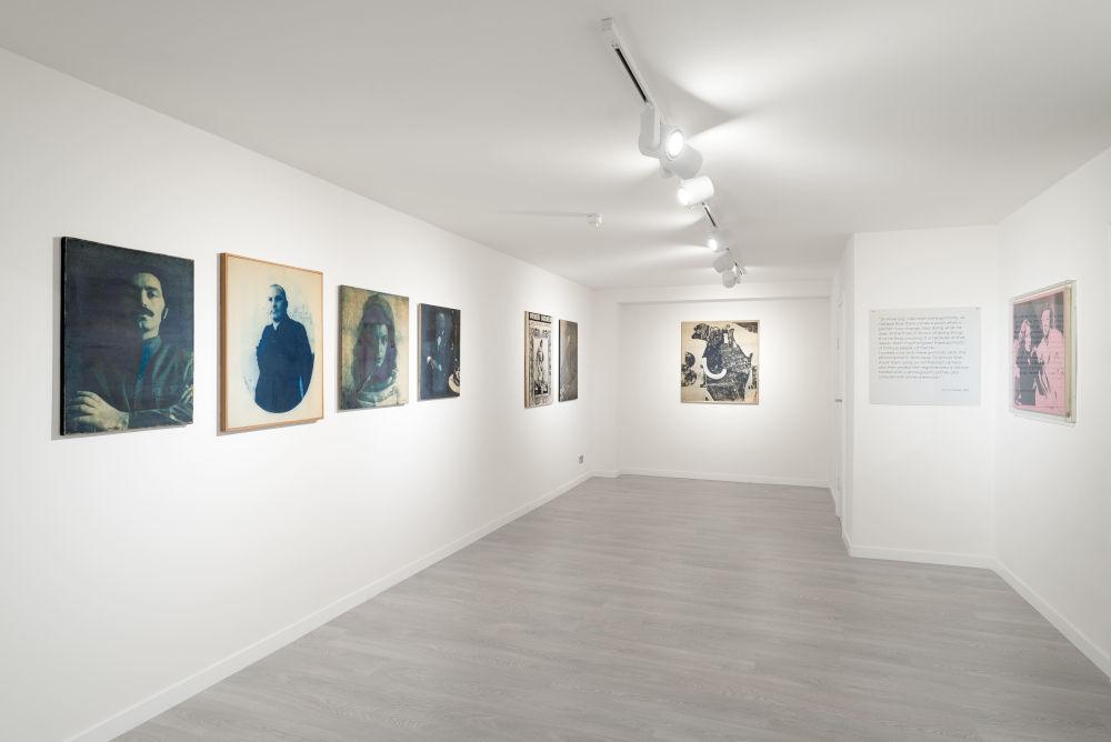 Cardi Gallery London Mimmo Rotella 5