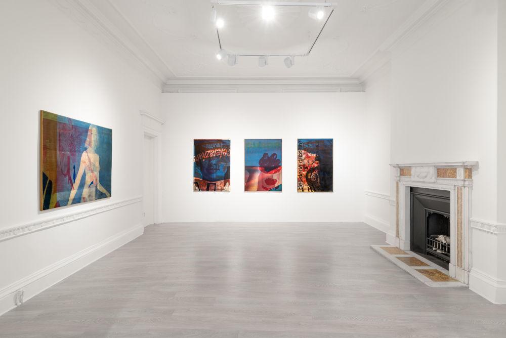 Cardi Gallery London Mimmo Rotella 8