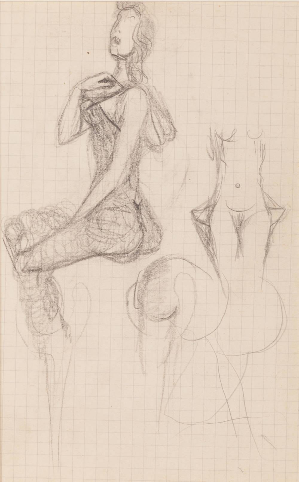 Nouvelle silhouette du sex-appeal; Lampadaires aux béquilles