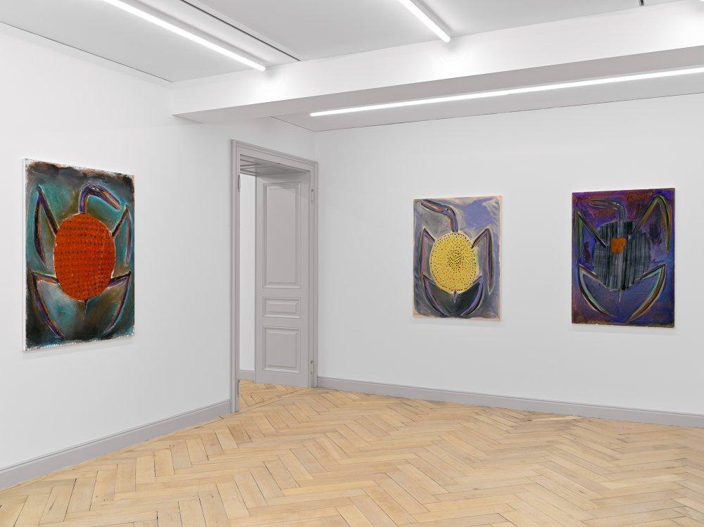 Galerie Eva Presenhuber Josh Smith 12
