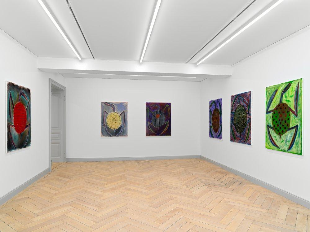 Galerie Eva Presenhuber Josh Smith 13
