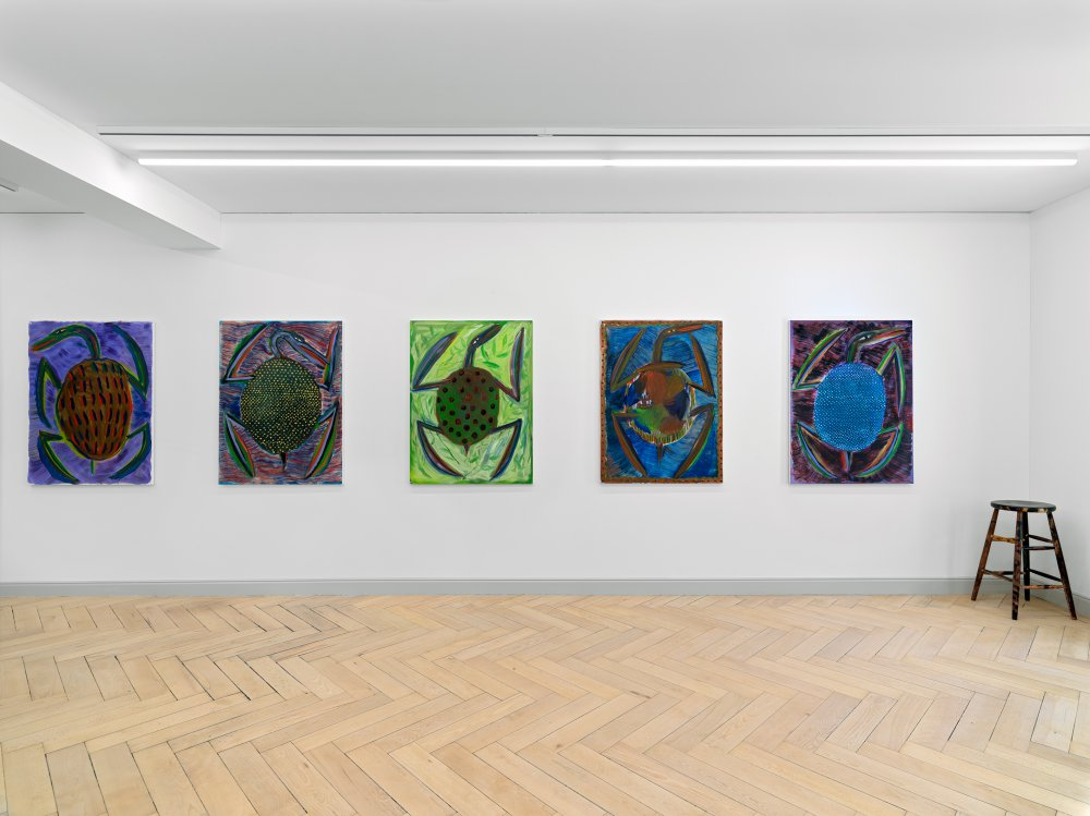 Galerie Eva Presenhuber Josh Smith 14