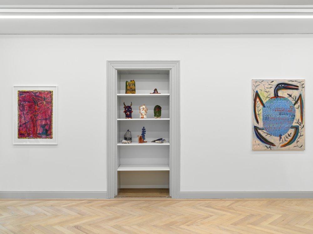 Galerie Eva Presenhuber Josh Smith 15