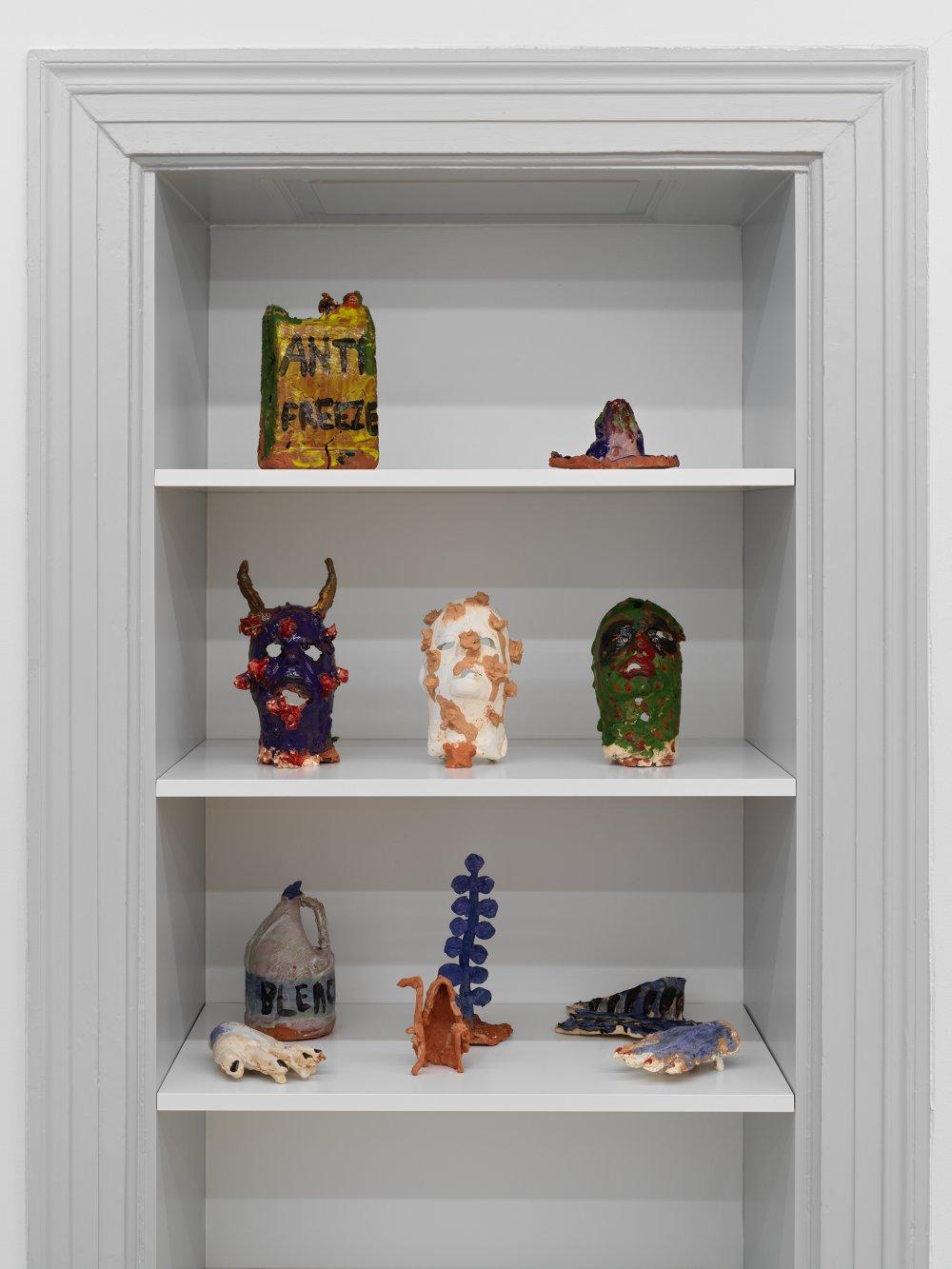 Galerie Eva Presenhuber Josh Smith 16