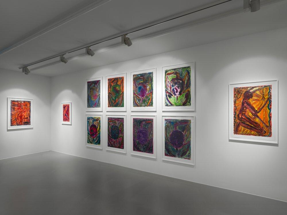 Galerie Eva Presenhuber Josh Smith 19