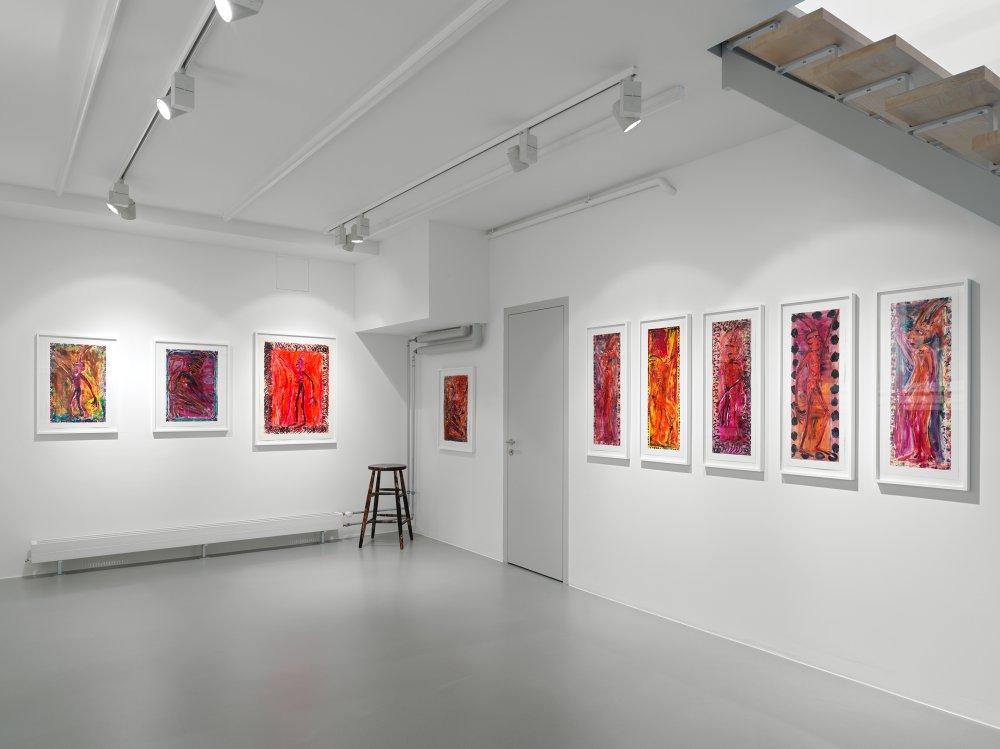 Galerie Eva Presenhuber Josh Smith 20