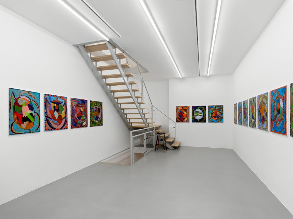 Galerie Eva Presenhuber Josh Smith 3
