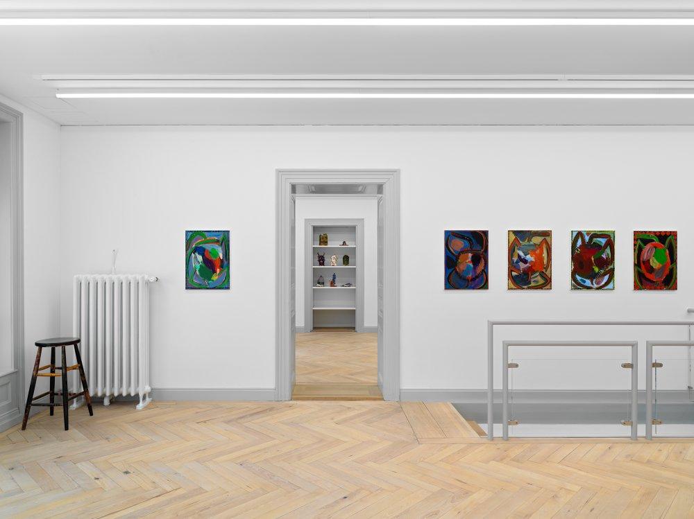 Galerie Eva Presenhuber Josh Smith 4