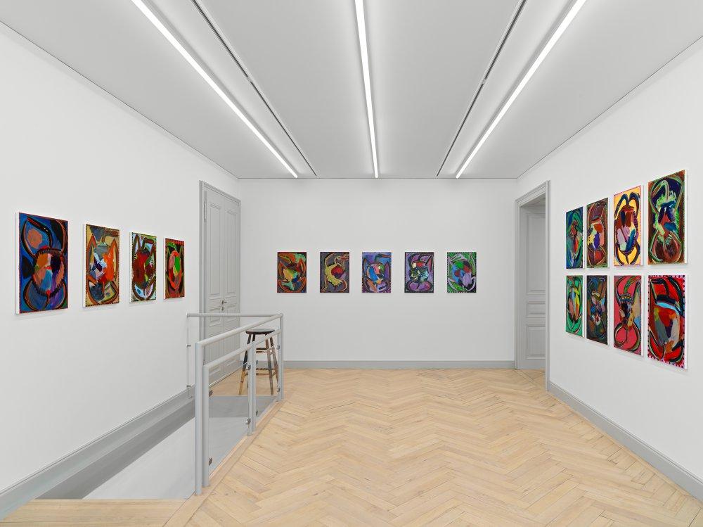 Galerie Eva Presenhuber Josh Smith 7