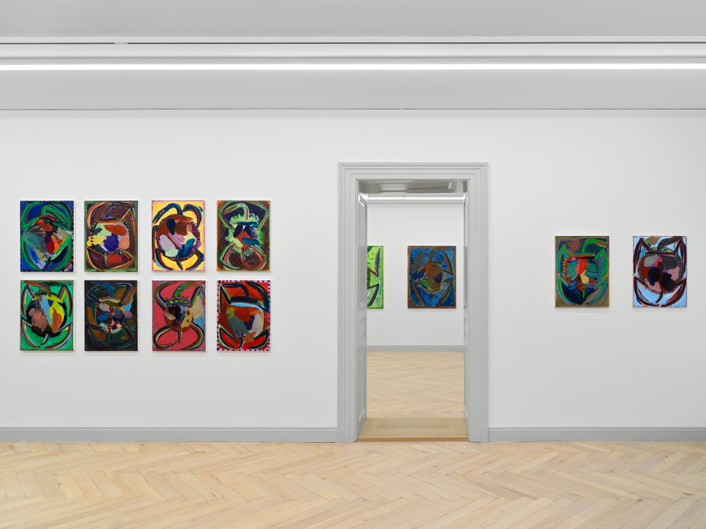 Galerie Eva Presenhuber Josh Smith 9