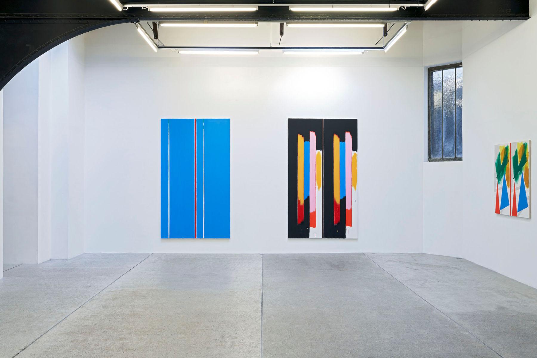 Galerie Frank Elbaz Bernard Piffaretti 1
