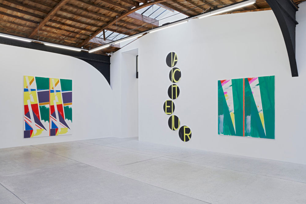 Galerie Frank Elbaz Bernard Piffaretti 3