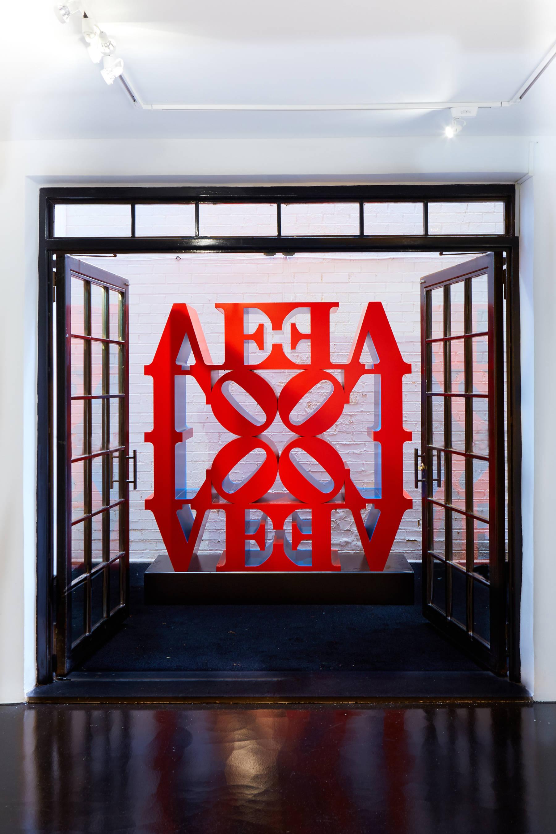 Galerie Gmurzynska New York Robert Indiana 2