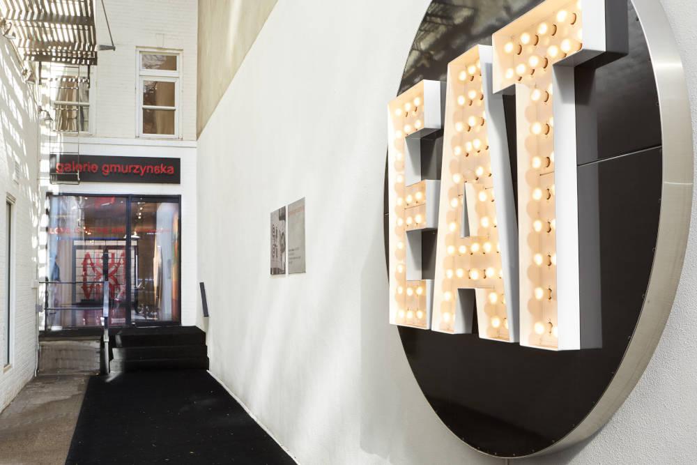 Galerie Gmurzynska New York Robert Indiana 3