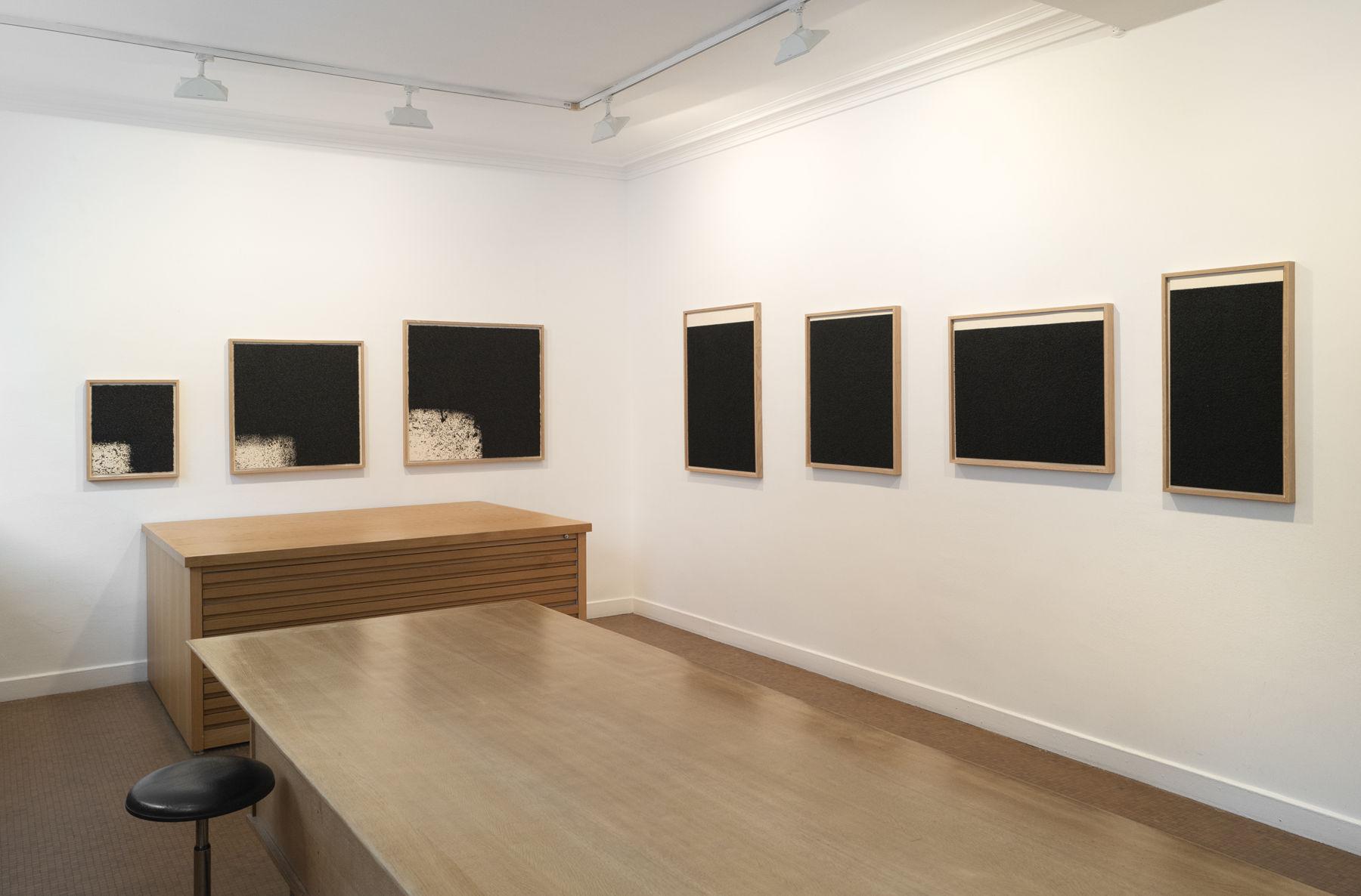 Galerie Lelong Richard Serra 1