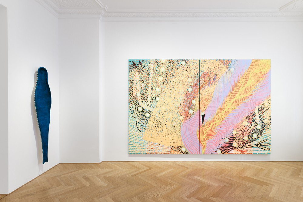 Galerie Max Hetzler Berlin Jeremy Demester 2