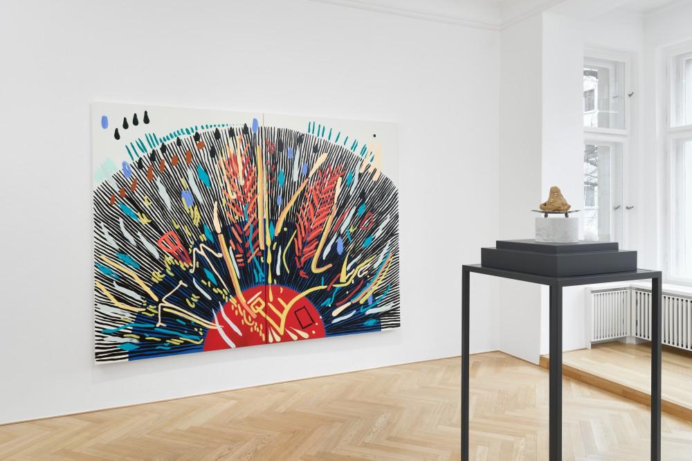 Galerie Max Hetzler Berlin Jeremy Demester 3