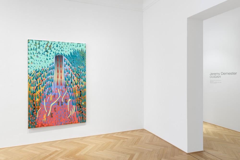 Galerie Max Hetzler Berlin Jeremy Demester 4