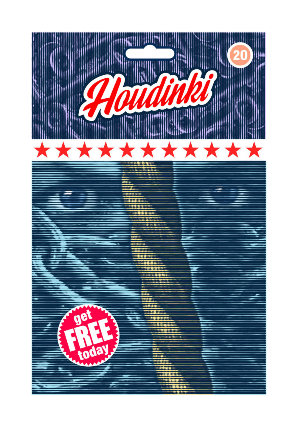 Free Houdini Collectible