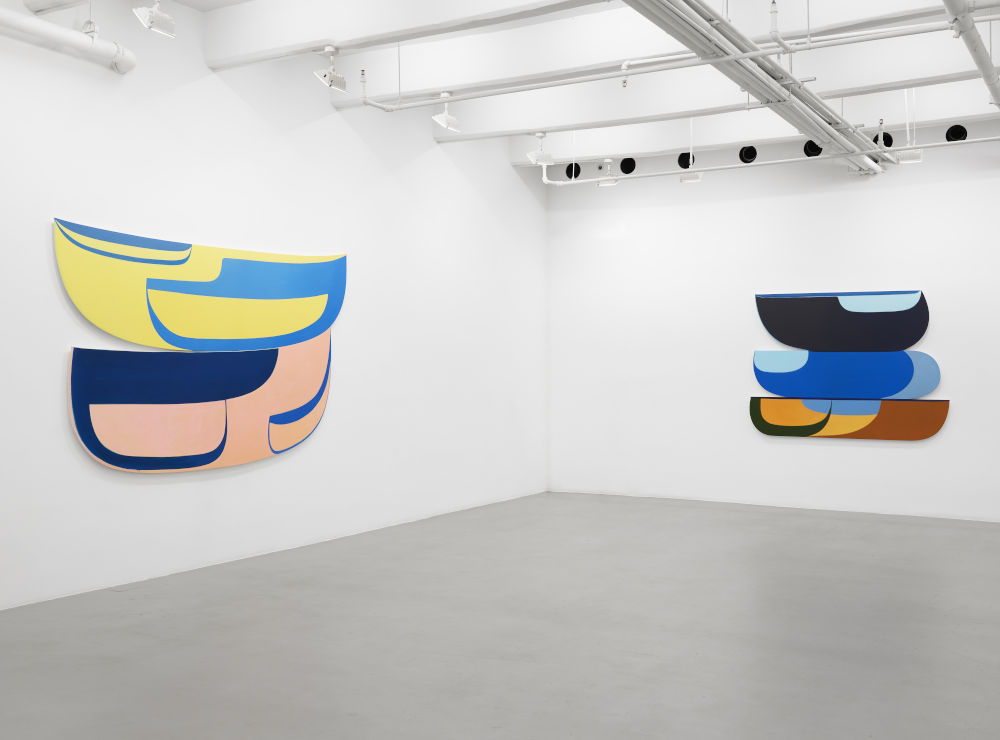 Lisson Gallery 10th Ave Joanna Pousette-Dart 3