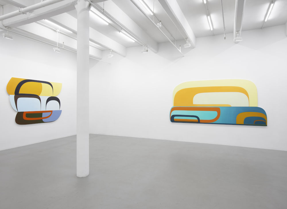 Lisson Gallery 10th Ave Joanna Pousette-Dart 5
