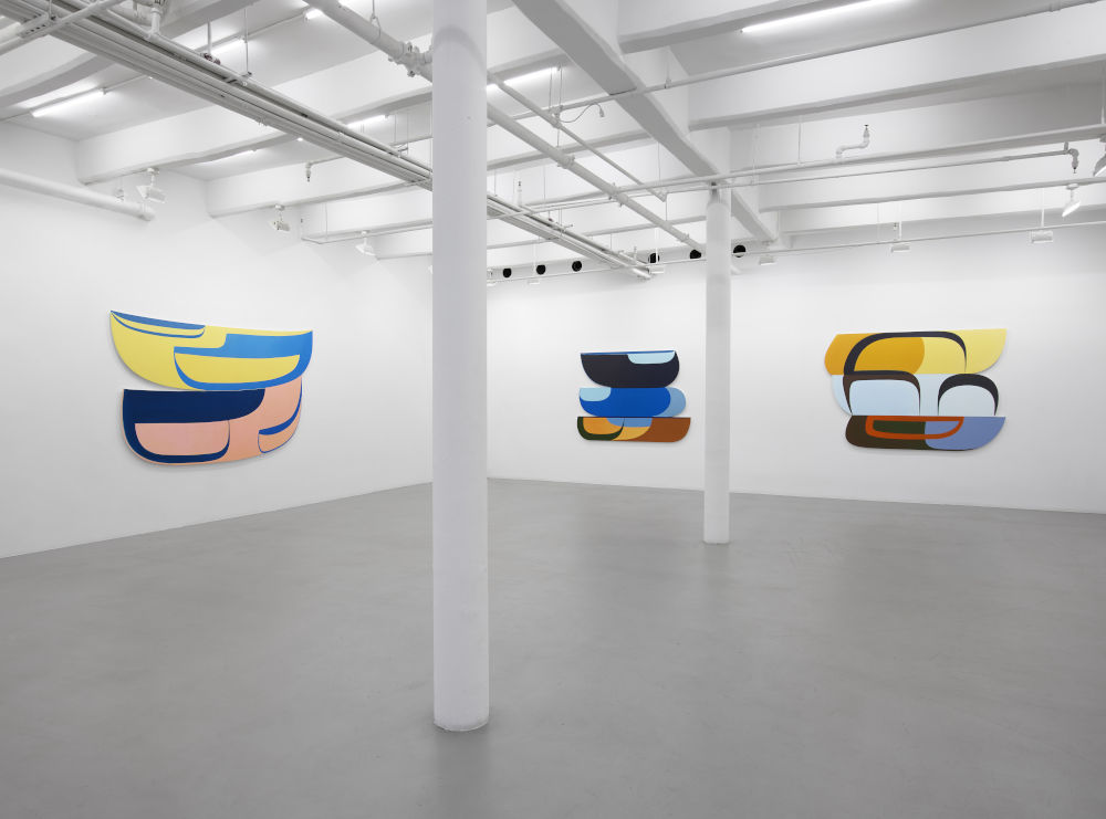 Lisson Gallery 10th Ave Joanna Pousette-Dart 7