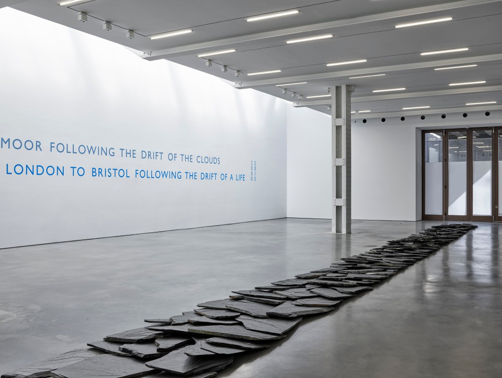 Lisson Gallery W 24th Richard Long 3