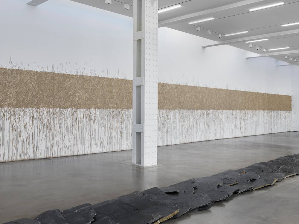 Lisson Gallery W 24th Richard Long 4