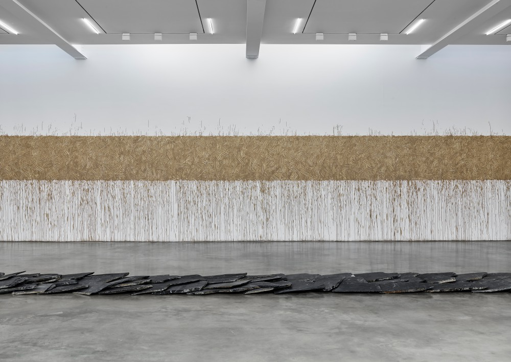 Lisson Gallery W 24th Richard Long 5