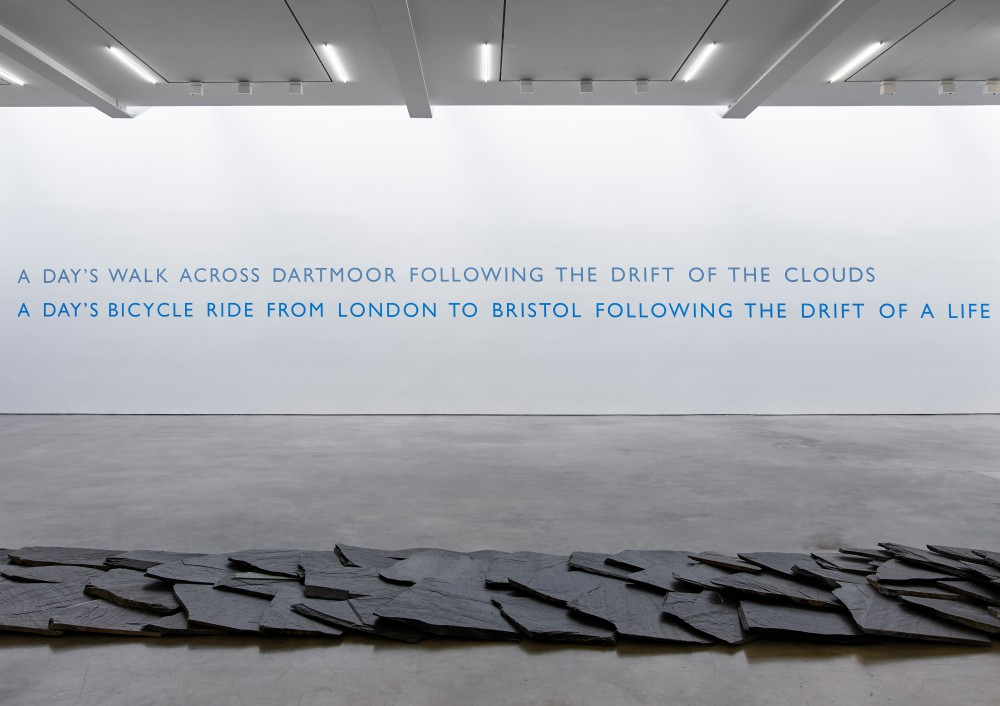 Lisson Gallery W 24th Richard Long 6