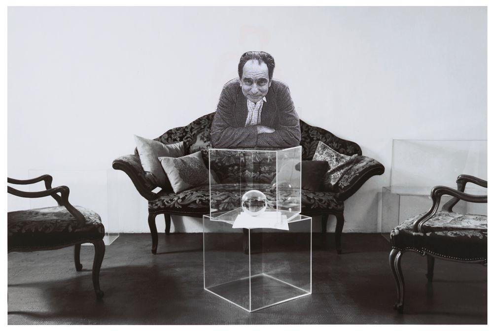 "Studio per ""Sala d'attesa"" (Ermite à Paris)"