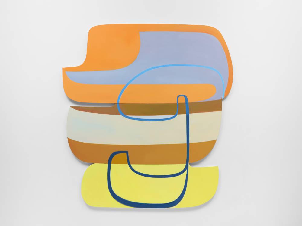 3 Part Variation #3 (Orange, Tan, Yellow)