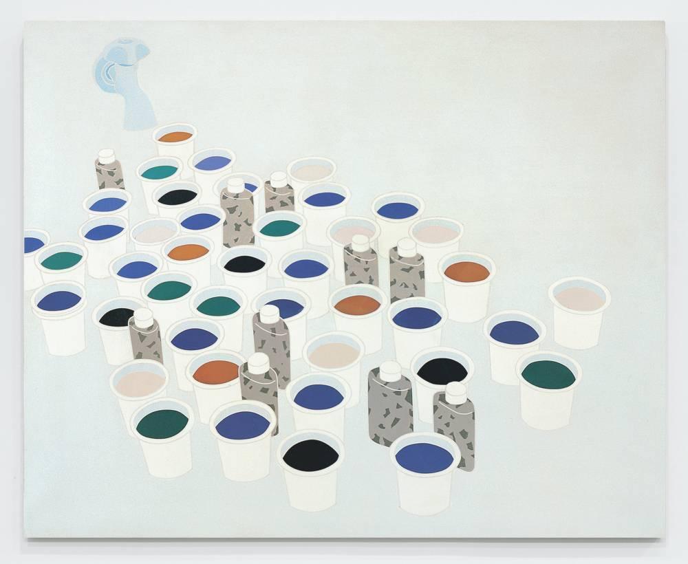 Paesaggio nello studio. Color & Co. (Landscape in the Studio. Color & Co.)