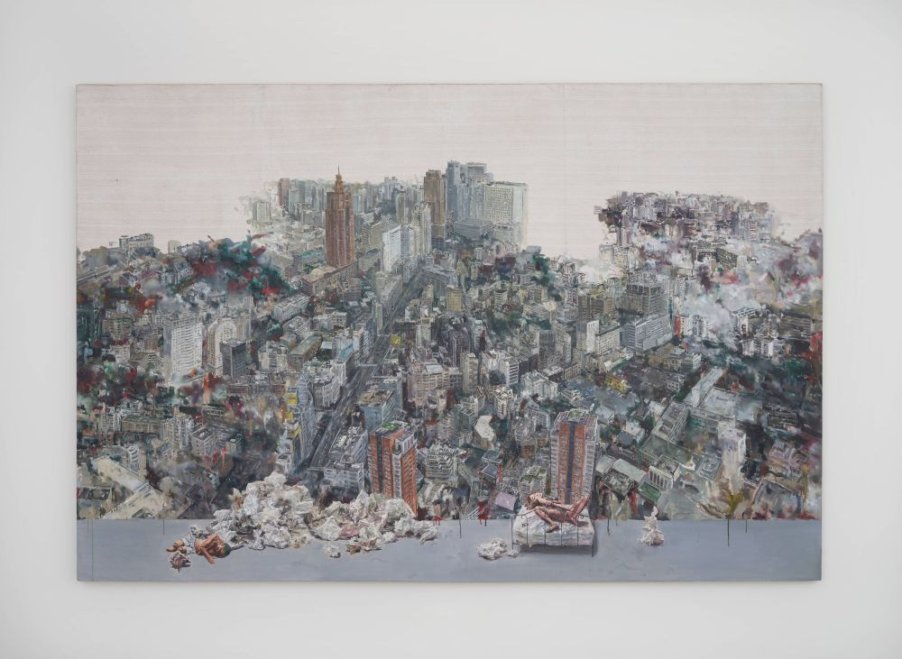 Chengdu, Tokyo or Shenzhen
