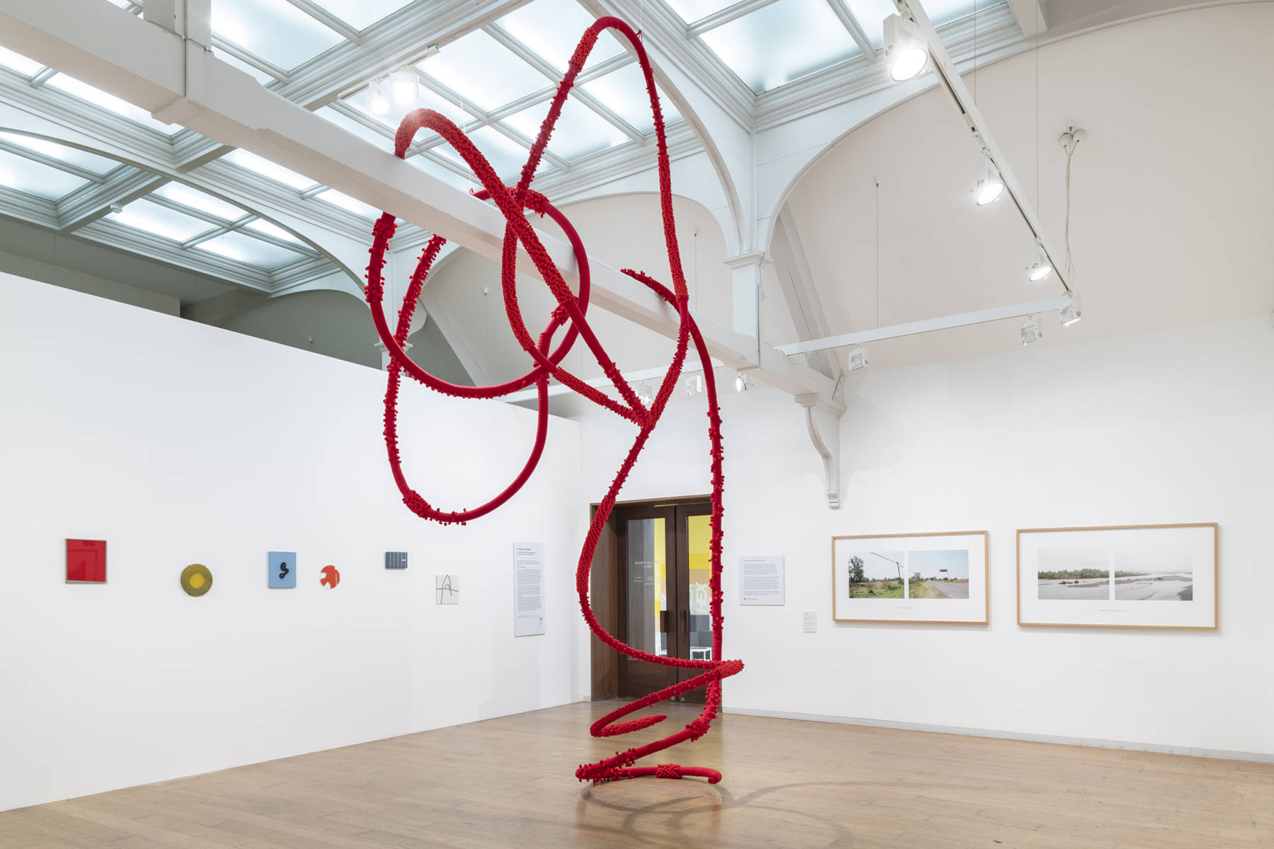 Whitechapel Gallery In the Eye of the Bambi la Caixa 1