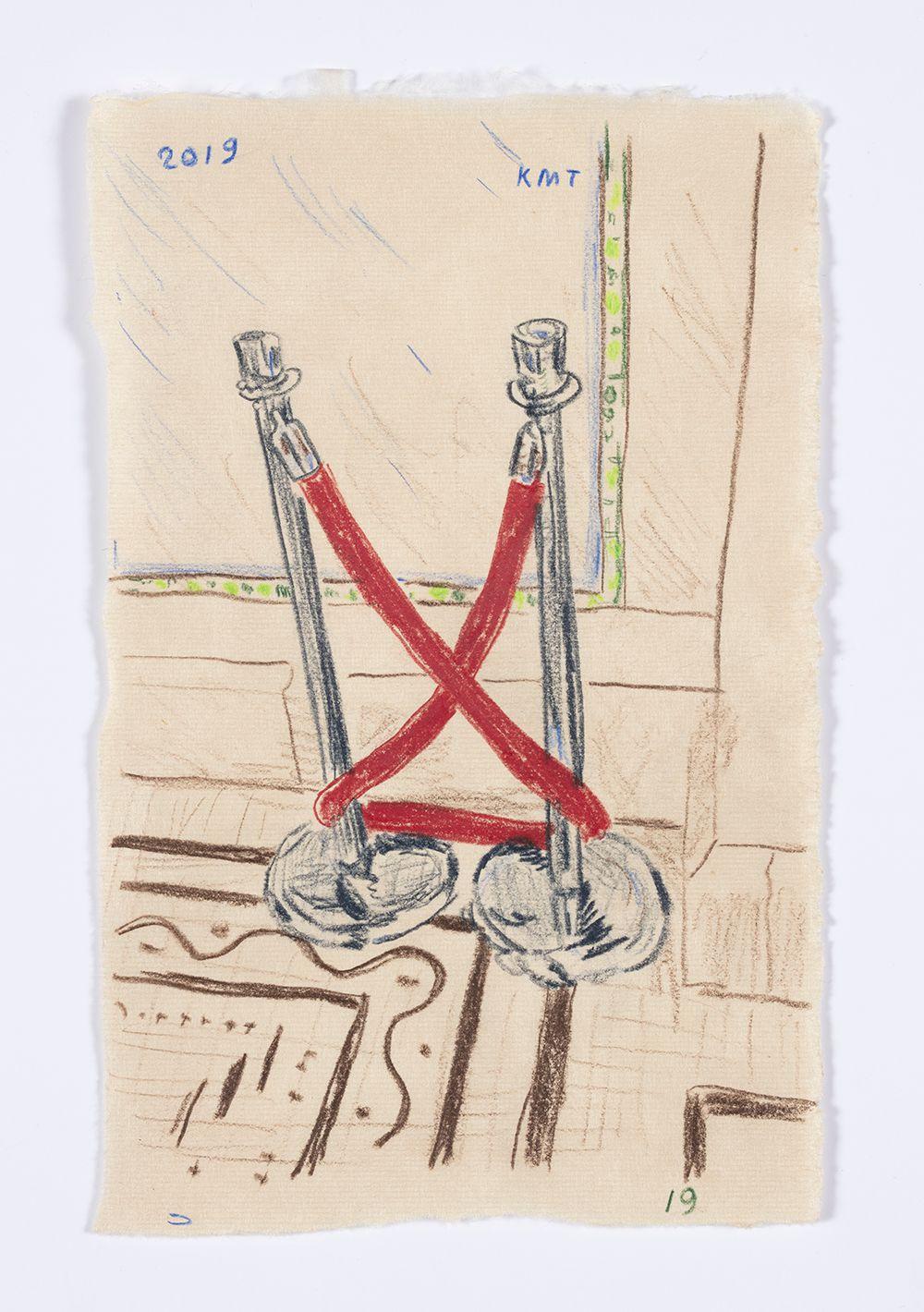 Velvet Rope at Chicago Cultural Center