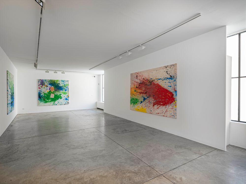Cardi Gallery Milan Shozo Shimamoto 3