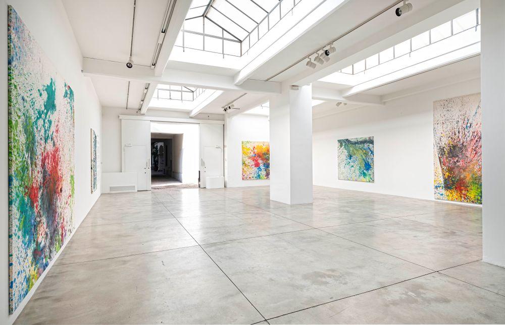 Cardi Gallery Milan Shozo Shimamoto 7